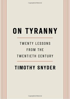 https://www.khal.com/products/on-tyranny-twenty-lessons-from-the-twentieth-century-february-28-2017-by-timothy-snyder-politics-social-sciences-politics-government-specific-topics-civics-citizenship-paperback On Tyranny: Twenty Lessons from the Twentieth Century by Timothy Snyder [Paperback] -- Get 10% discount on this book by using promocode: khalpin  Offer valid till 30th June 2017. Hurry up! One click at Khal.com
