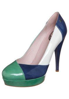 Fornarina - DEMY - High Heel Pumps - water blue