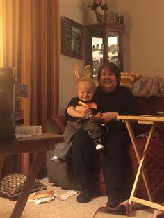 Vito and grandma