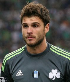 Orestis Karnezis... professional soccer players... *sigh*