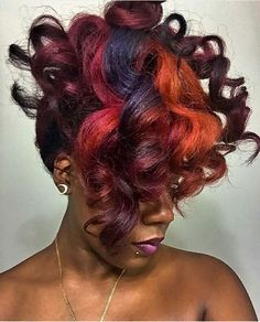 ***Try Hair Trigger Growth Elixir*** ========================= {Grow Lust Worthy Hair FASTER Naturally with Hair Trigger} ========================= Go To: www.HairTriggerr.com =========================         THIS COLOR THO!!!!  VIBRANTLY HOTTT!!!