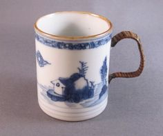 Chinese coffee can, c.1750