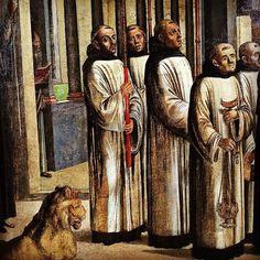 Aujourd'hui votre Schola Sainte Cécile commence son pèlerinage à Venise et Gorizia auprès des saints Marc Roch Athanase et Lucie. Oremus ad invicem !