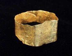 ROMAN GOLD RING III century A.D.