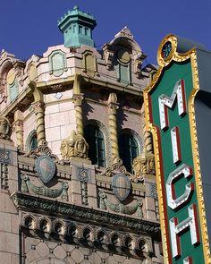 Michigan Theatre Jackson, MI