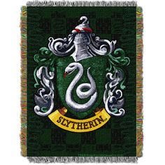 You'll love the Harry Potter Hufflepuff Crest Throw at Wayfair - Great Deals on all Bed & Bath  products with Free Shipping on most stuff, even the big stuff.