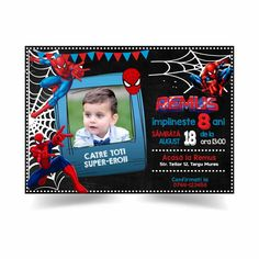 Spiderman, Baseball Cards, Party, Spider Man, Parties, Amazing Spiderman