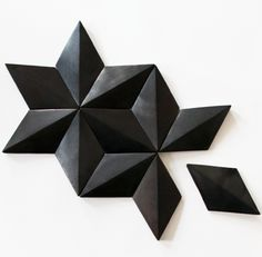 diamond from the barro negro tile collection by l'aviva home