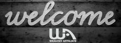 Getting Started With Affiliate Marketing Is Simple With Wealthy Affiliate - The Lazy Student
