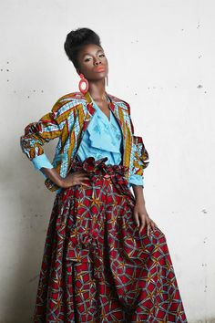 Vlisco Presents Funky Groove Collection | Suave Classy