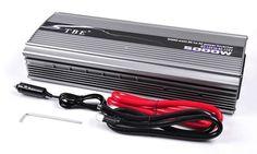 5000 Watt High Power Inverter Adapter Modified sine wave 5000w DC 12V TO AC 220V Car Converter Inverter for Car/ Boat /Homes