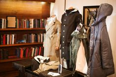 'TIS THE SEASON   Check out last week's Vaute pop-up store in our lobby. Guests and locals stopped in and could purchase from the new collection, and donate their old coats as well. #StayWarm