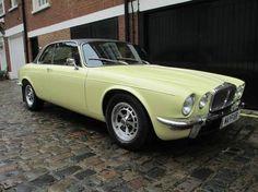 1976 Daimler Sovereign 4.2 Coupe