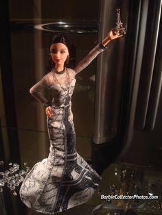 Eiffel Tower Barbie Doll