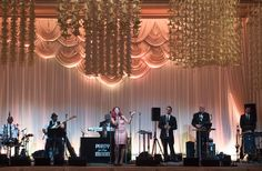 Party on the Moon performs during US President-elect Donald Trump's New Year's Eve party December 31, 2016 at Mar-a-Lago in Palm Beach, Florida. / AFP / DON EMMERT        (Photo credit should read DON EMMERT/AFP/Getty Images) via @AOL_Lifestyle Read more: https://www.aol.com/article/news/2017/02/01/trump-winter-white-house-palm-beach-mar-a-lago/21704935/?a_dgi=aolshare_pinterest#fullscreen