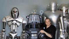 Robot Man: cuatro décadas resucitando a los androides más famosos del cine
