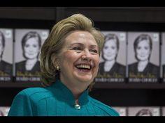 HILLARY CLINTON PUBLISHING ESSAYS ON TRUMP: Memoirs On Politics, FBI, Ch...