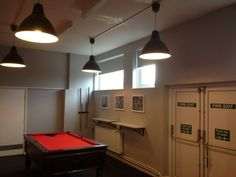 Blackout roller blinds for the games room.  Chester.  http://blindschester.co.uk