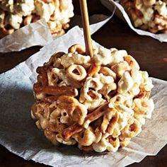 Quick and Easy Kid-Friendly Recipes: Popcorn Balls | CookingLight.com