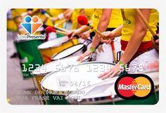 Vale Presente Carnaval | O jeito moderno de não errar na hora de presentear! Quem manda, personaliza. Quem recebe, compra o que quiser, em qualquer estabelecimento que aceite MasterCard no Brasil.