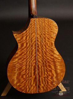 Burchette Grand Soloist Guitar-SOLD
