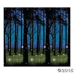 Enchanted Forest Scene Setter