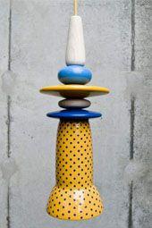 Crazy ceramic lamp I kinda like you