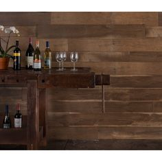 Barnwood Peel and Stick Wall Planks Cork Flooring, Vinyl Flooring, Laminate Flooring, Hardwood Floors, Stick On Wood Wall, Peel And Stick Wood, Ceiling Medallions, Planks, Home Improvement Projects