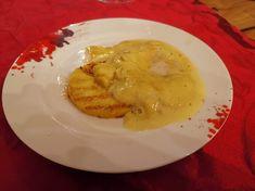 Zabaione mit gebratener Ananas Thai Red Curry, Meat, Chicken, Ethnic Recipes, Food, Pineapple, Italian Cuisine, Stricken, Roast