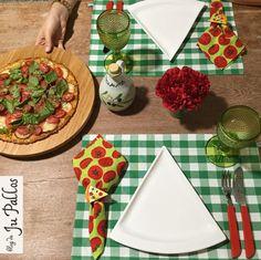 Pizza night. Ótima ideia
