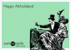 Alcholidays!