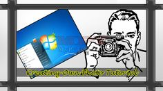 Create Own Photo Tutorial without Skills