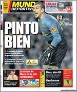 DescargarMundo Deportivo - 22 Noviembre 2013 - PDF - IPAD - ESPAÑOL - HQ