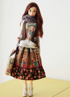 Sugarbabylove  Anne of Green Gables set for Momoko by sukra, $58.00