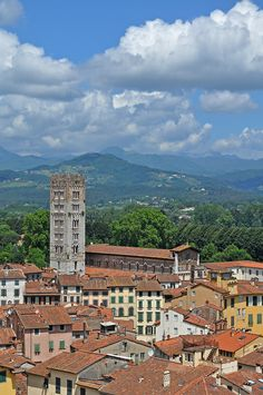 Lucca - Italy (von Harshil.Shah)