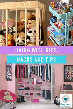Useful tips that will make parenting easier and fun!  #BNWblog