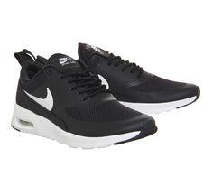 new styles d5f0b a726e ... Air Max Thea in Black at Office Nike ...