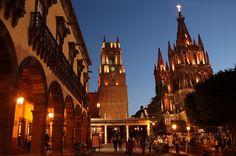San Miguel de Allend, Mexico