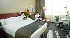 Auckland Harbour Hotels | Rydges Auckland Hotel | Harbour King