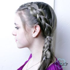 3 QUICK and EASY BACK TO SCHOOL HAIRSTYLES! Pretty Hair is Fun