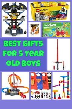 What are the BEST TOYS for 5 Year Old Boys? | Best toys, Best toys ...