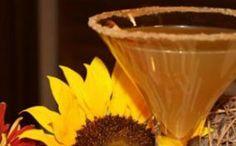 Shawn's Fall Harvest Martini