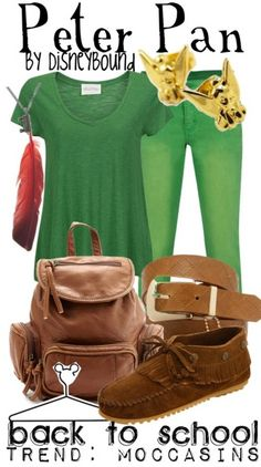 peter pan -- modify a bit and it'll be perfect!!