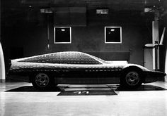 Ferrari CR 25 (Pininfarina), 1974