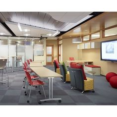 Caper Chairs & Stools, Everywhere Tables, Celeste Lounge Seating - Herman Miller