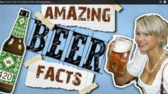 Beer Facts That You Didn't Know | Amazing Beer Facts #GroceryShowcase - http://GroceryShowcase.com