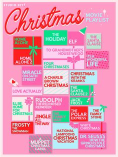 What's Your Favorite Christmas Movie!? | Studio DIY
