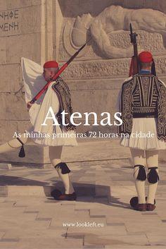 As primeiras 72 horas em #Atenas! #Grécia