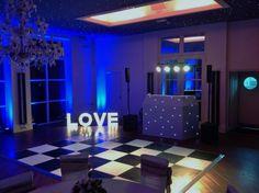 Wedding - DJ - Derbyshire Wedding DJ - Spirits High - White Wedding - Shottle Hall - Love Letters - Derbyshire Wedding