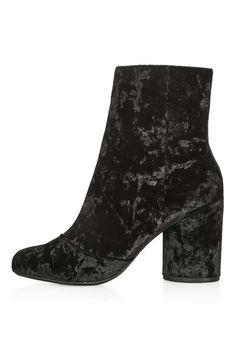 HARRY Velvet Ankle Boots